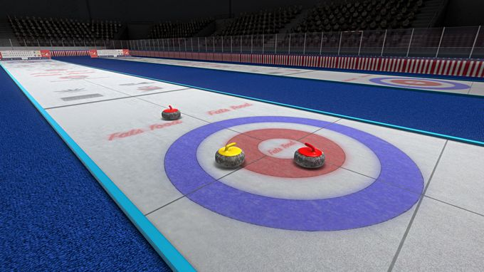 Curling World Cup PC Crack