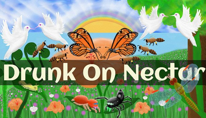 Drunk On Nectar - The Nature Simulator Free Download