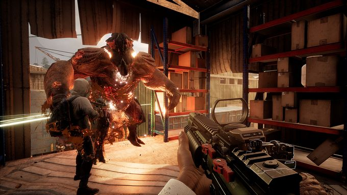 Earthfall Torrent Download