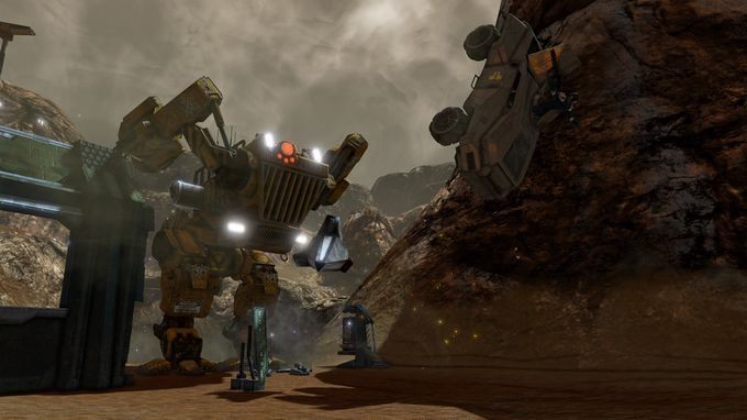 Red Faction Guerrilla Re-Mars-tered PC Crack