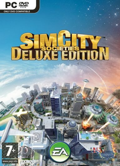 SimCity Societies Deluxe Edition Free Download