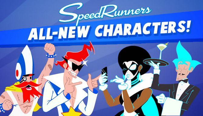 SpeedRunners - Civil Dispute! Character Pack Free Download