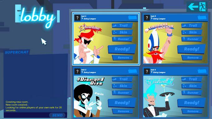 SpeedRunners - Civil Dispute! Character Pack Torrent Download