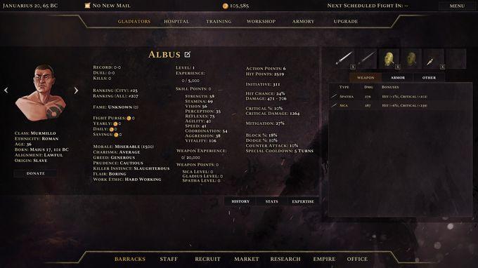 Age of Gladiators II: Rome PC Crack