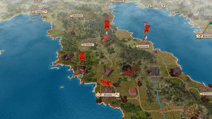 Aggressors: Ancient Rome Torrent Download