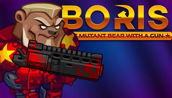 BORIS the Mutant Bear with a Gun Free Download
