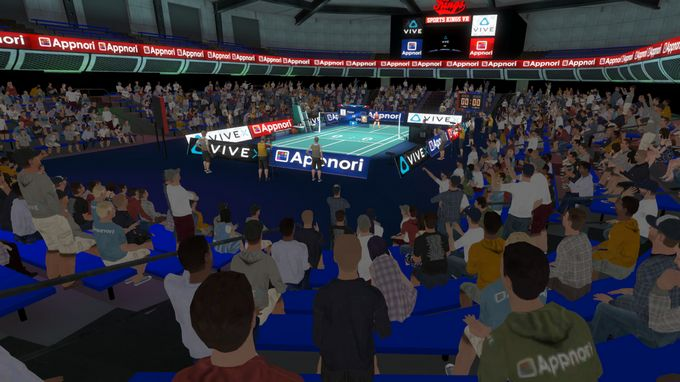Badminton Kings VR PC Crack