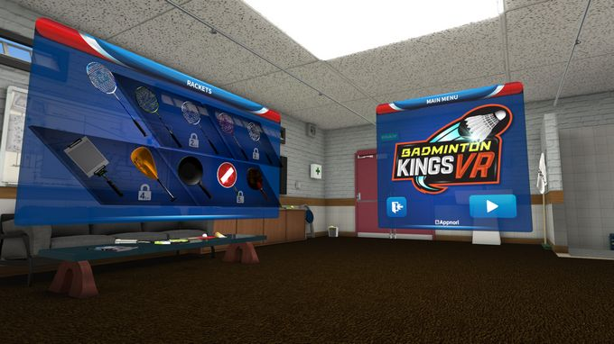Badminton Kings VR Torrent Download
