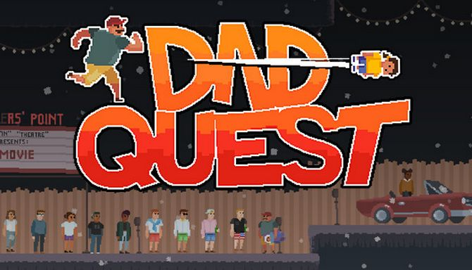 Dad Quest | Story Platformer Adventure Free Download