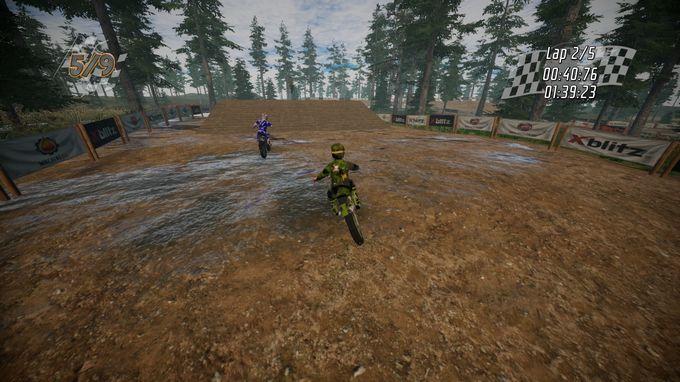 Dirt Bike Insanity PC Crack