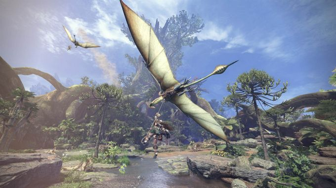 MONSTER HUNTER: WORLD PC Crack