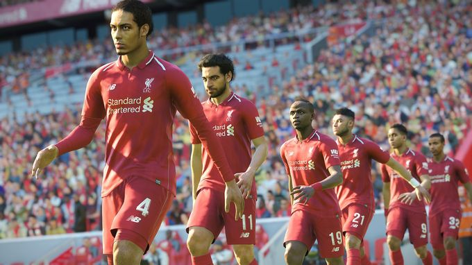 PRO EVOLUTION SOCCER 2019 PC Crack