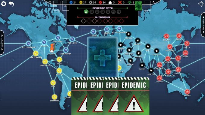 Pandemic: The Board Game Torrent Download