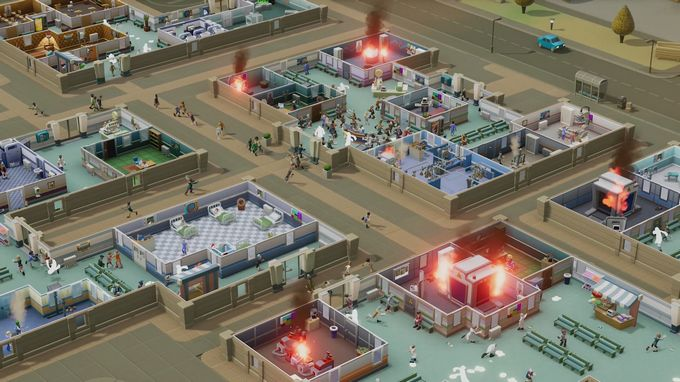 Two Point Hospital Torrent Download