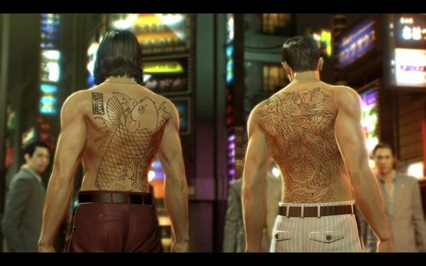 Yakuza 0 Update v3 2 Torrent Download