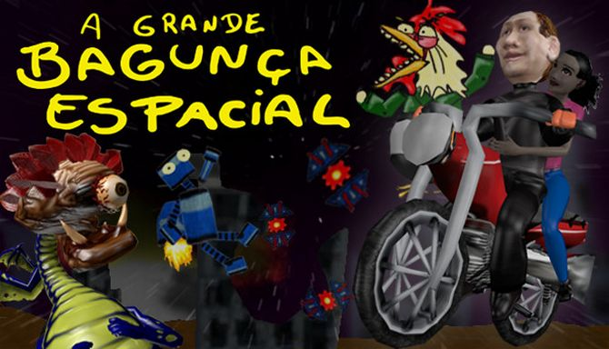 A grande bagunça espacial - The big space mess Free Download