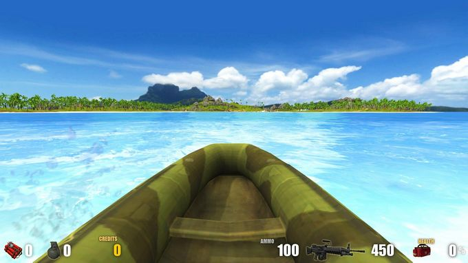 Action Alien: Tropical Mayhem Torrent Download