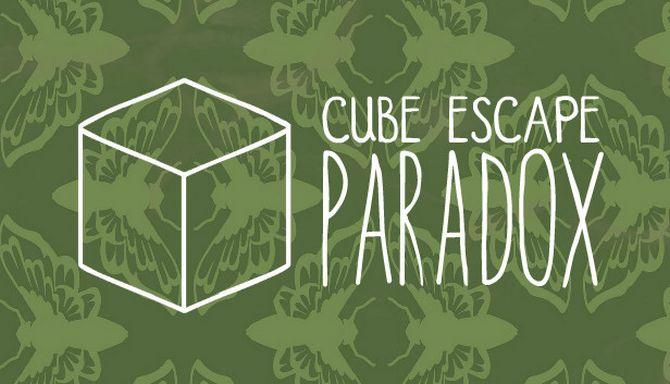 Cube Escape: Paradox Free Download