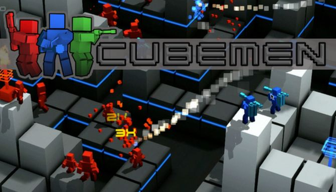 Cubemen Free Download