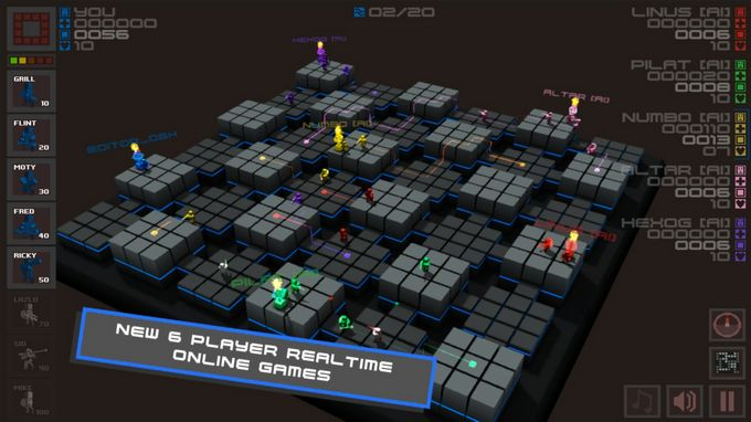 Cubemen Torrent Download