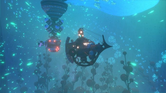 Diluvion: Resubmerged Torrent Download