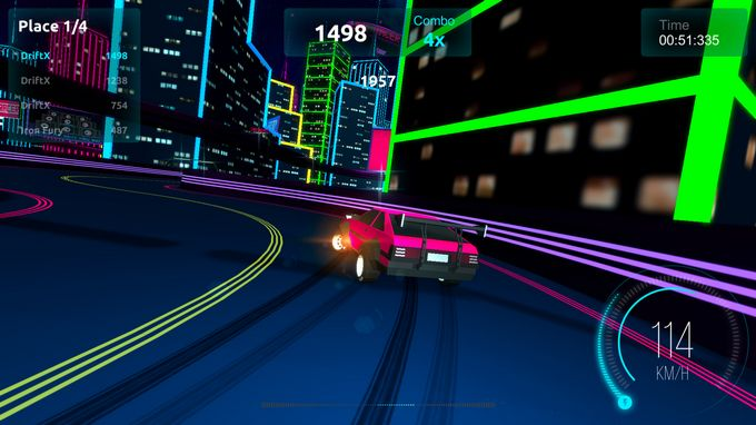 Driftpunk Racer Torrent Download