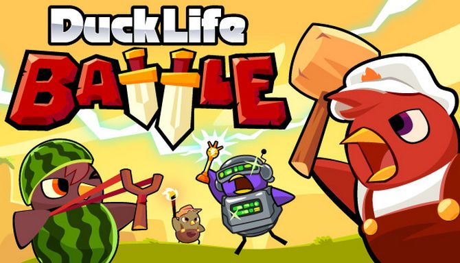 Duck Life: Battle Free Download