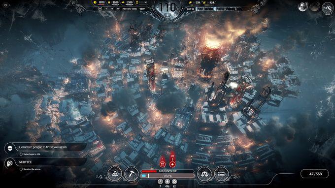 Frostpunk The Fall of Winterhome Update v1 3 3 PC Crack