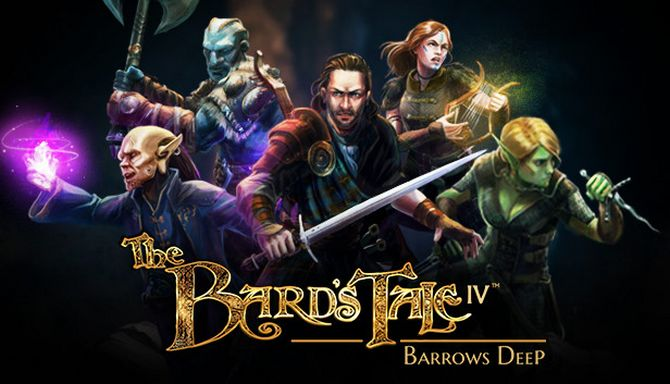 The Bard's Tale IV: Barrows Deep Free Download