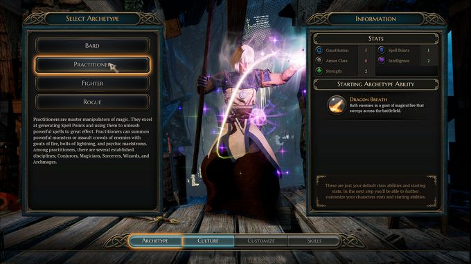 The Bard's Tale IV: Barrows Deep Torrent Download