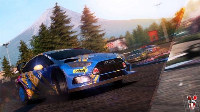 V-Rally 4 PC Crack