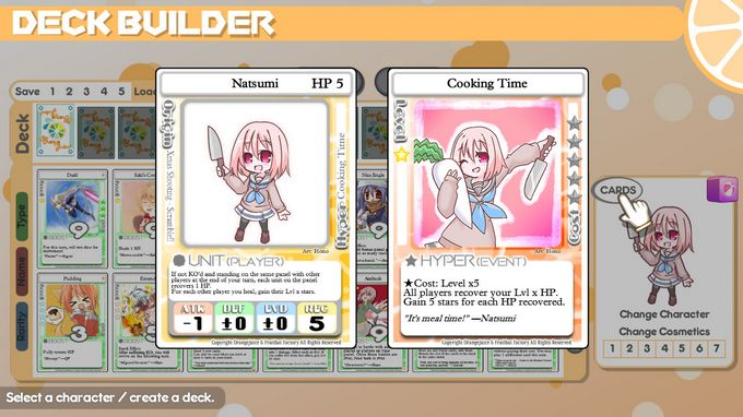 100 Orange Juice - Mei and Natsumi Character Pack PC Crack