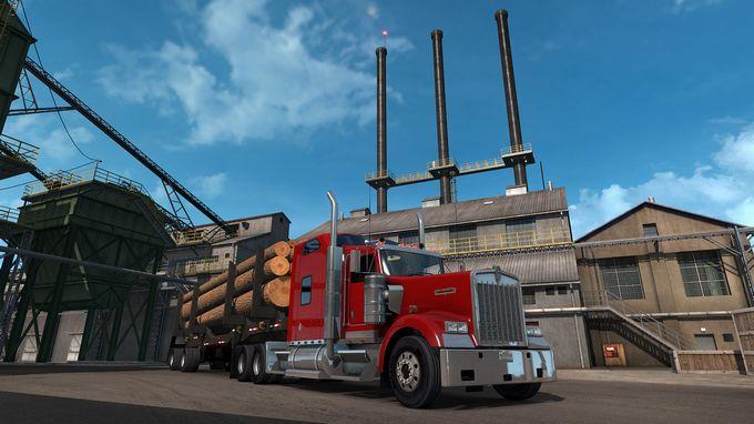 American Truck Simulator - Oregon PC Crack