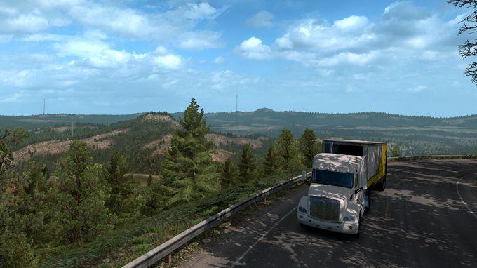 American Truck Simulator - Oregon Torrent Download