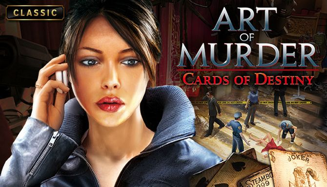Art of Murder - Cards of Destiny Free Download