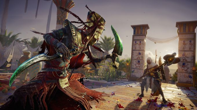 Assassin's Creed® Origins - The Curse Of The Pharaohs PC Crack