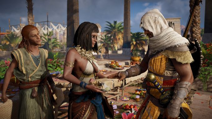 Assassin's Creed® Origins - The Curse Of The Pharaohs Torrent Download