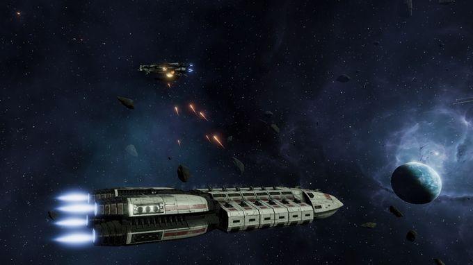 Battlestar Galactica Deadlock: Anabasis PC Crack