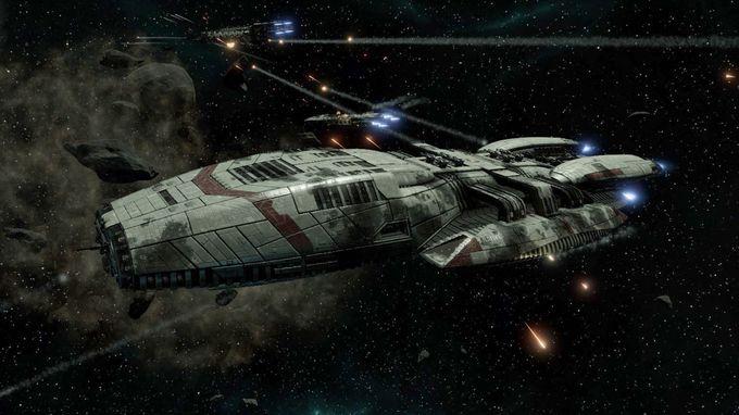 Battlestar Galactica Deadlock: Anabasis Torrent Download