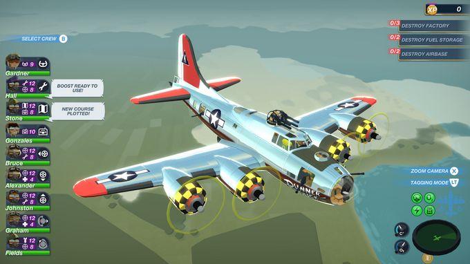 Bomber Crew: USAAF Torrent Download