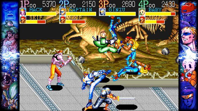 Capcom Beat 'Em Up Bundle / カプコン ベルトアクション コレクション PC Crack