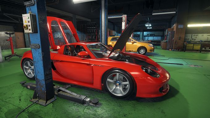 Car Mechanic Simulator 2018 - Porsche DLC Torrent Download