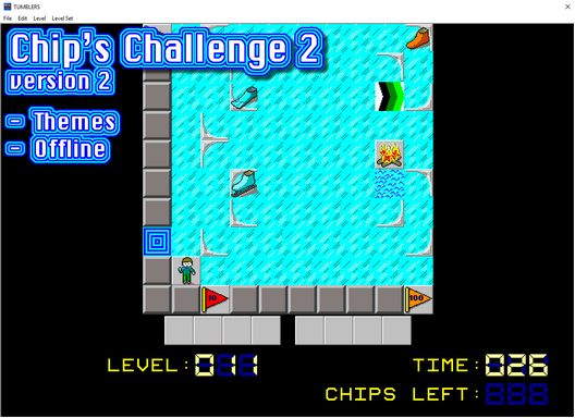 Chip's Challenge 2 Torrent Download