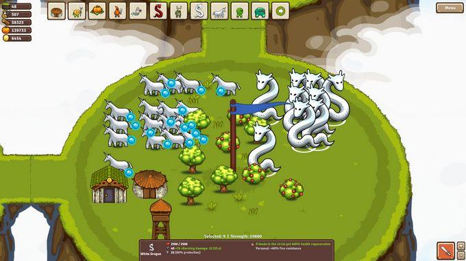 Circle Empires: Apex Monsters! Torrent Download
