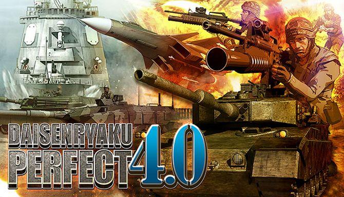 DAISENRYAKU PERFECT 4.0/大戦略パーフェクト4.0 Free Download