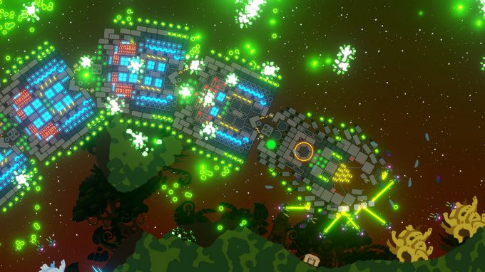 Nimbatus - The Space Drone Constructor Torrent Download
