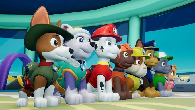 Paw Patrol: On A Roll! Torrent Download