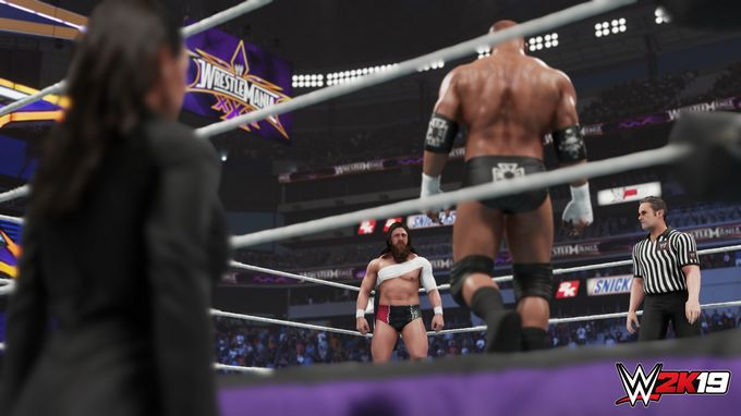 WWE 2K19 PC Crack