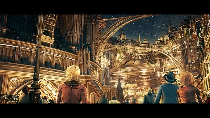 RESONANCE OF FATE™/END OF ETERNITY™ 4K/HD EDITION PC Crack