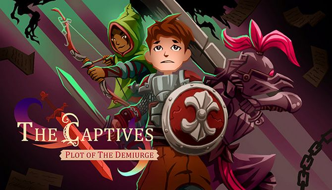 The Captives: Plot of the Demiurge Free Download